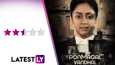 Movie Review: Jyothika's Ponmagal Vandhal